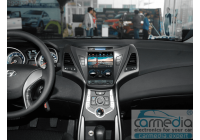 Hyundai Elantra 2010-2014 CARMEDIA ZF-1037 Tesla-Style Штатное головное мультимедийное устройство