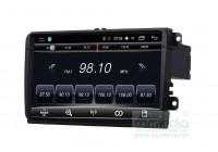 Volkswagen, Skoda, Seat CARMEDIA ASR-T10-9008 Штатное головное мультимедийное устройство на OC Android 6.1