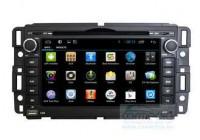 (по списку) Hummer, Chevrolet CARMEDIA QR-7121-T8 Штатное головное мультимедийное устройство на OC Android 7.1.2