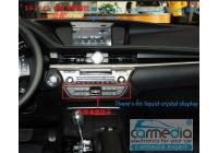 Штатная магнитола для Lexus ES 2012-2018 CARMEDIA XN-L1001-MTK 4G/LTE на OC Android 7.1