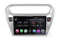 Peugeot 301, Citroen C-Elysee CARMEDIA QR-9294-T8 (RL294R) Штатное головное мультимедийное устройство на OC Android 8.1