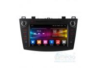 Mazda 3 2009-2013 (BL), Axela 2009-2013  CARMEDIA OL-8503-MTK (Ownice C500+) Штатное головное мультимедийное устройство на OS Android