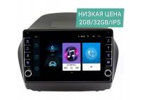 Штатная магнитола Hyundai IX35 2009 - 2015 Wide Media LC1042ON-2/32 для авто без Navi но с камерой