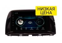 Штатная магнитола Mazda CX-5 2011 - 2017 Wide Media LC9034MN-1/16 без поддержки джойстика