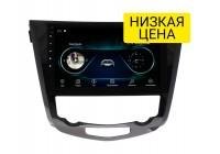 Штатная магнитола Nissan X-Trail 2014+ Wide Media LC1193ON-1/16 авто с 360 (правый руль)