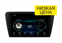 Штатная магнитола Skoda Octavia 2013+ Wide Media LC1048MN-1/16 для авто без камеры