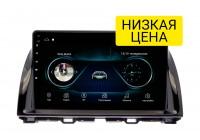 Штатная магнитола Mazda CX-5 2011 - 2017 Wide Media LC1192MN-1/16 с поддержкой джойстика