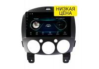 Штатная магнитола Mazda 2, Demio 2007-2014 Wide Media LC9031MN-1/16