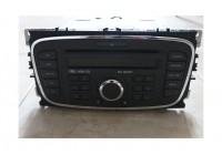 Штатная магнитола Ford 6000CD черная б/у