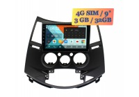 Штатная магнитола Mitsubishi Grandis 2003 - 2009 Wide Media KS9517QR-3/32 для авто с кондиционером