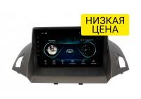 Штатная магнитола Ford Kuga 2013 + Wide Media LC9028MN-1/16