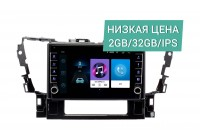 Штатная магнитола Toyota Alphard 2015+ Wide Media LC1069ON-2/32