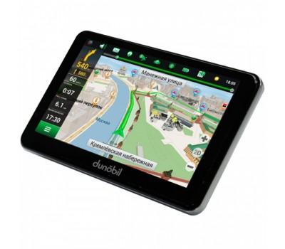 Dunobil plazma 5.0 GPS-Навигатор