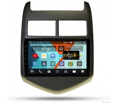 Штатная магнитола Parafar для Chevrolet Aveo 2011-2014 на Android 8.1.0 (PF992KHD)