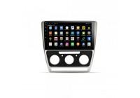 Штатная магнитола Parafar для Skoda  Octavia A5 2011-2013 (AC) на Android 8.1.0 (PF005XHD-AC-C)