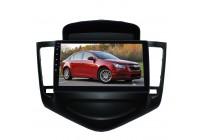 Штатная магнитола для Chevrolet Cruze до 2013 года (Черный) LeTrun 1893-4257 9 дюймов IN Android 10.x 3+32 Gb 8 ядер DSP ++
