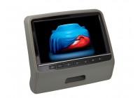 Навесной монитор на подголовник 9 дюймов LeTrun 2005 AV серый