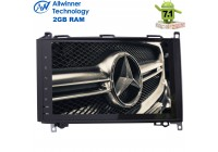 Штатная магнитола Mercedes A/B-class, Vito,Viano,Crafter,Sprinter LeTrun 2160 ZH Android 7.1.2