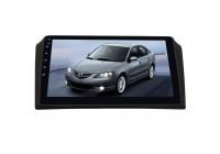 Штатная магнитола для Mazda 3 до 2009 года  LeTrun 2503-2987 9 дюймов NS Система 360° MTK 2+32 Gb Android 7.x