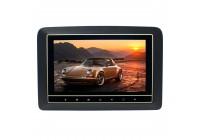 Навесной монитор на подголовник 9 дюймов LeTrun 2641 USB HDMI DVD