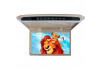 Потолочный монитор LeTrun 2652 12.1 дюйма бежевый SD USB HDMI