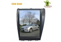 Штатная магнитола для Lexus ES 350 2006-2012 LeTrun 2769 ZF экран 12.2 дюйма Android 7.x Tesla