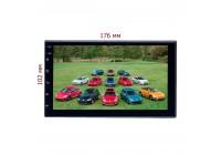 Магнитола 2 DIN универсальная LeTrun 3873 HC Android 10.x MTK-L 2+16 Gb ASP