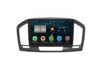 Штатная магнитола для Opel Insignia 2008-2012 LeTrun 3891 KLD Android 10.x DSP PX4 4+32 gb ++