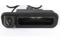 Штатная камера заднего вида Ford Focus 3 (в ручку) Letrun 3897