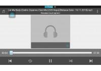 Штатная магнитола для Faw B50 2009-2014 LeTrun 4011-2889 10 дюймов KD Android 8.x MTK 4G 2+16 Gb