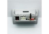 Штатная магнитола для JAC T6 LeTrun 4282-4486 9 дюймов IN с 1DIN корпусом Android 10 4+64 Gb 8 ядер DSP ++