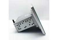 Штатная магнитола для JAC T6 LeTrun 4282-4542 9 дюймов IN с 1DIN корпусом Android 10.x 6+128 Gb 8 ядер DSP ++
