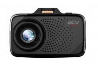 ACV GX-9000 GPS видеорегистратор + радар детектор антирадар (2 в 1)