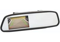 Blackview MM-430mp монитор-зеркало c MP3 и MP5 плеером