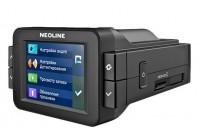 Neoline X-Cop 9000c видеорегистратор + радар-детектор (Комбо)