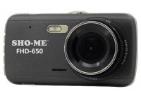 Sho-Me FHD 650 видеорегистратор