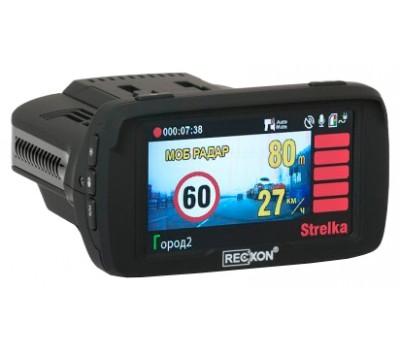 Rexcon  Ultra видеорегистратор + радар-детектор (Комбо)
