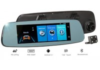 "Recxon AutoSmart (7.84"", Android 5.1, 3G/LTE, Wi - Fi, GPS) Зеркало-регистратор"