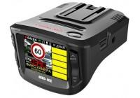 Sho-Me Combo №5 A12 видеорегистратор + радар детектор антирадар (2 в 1)