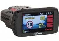 Rexcon Ultra Red видеорегистратор + радар-детектор (Комбо)