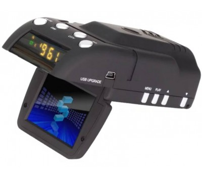 Subini GR-H9 STR видеорегистратор + радар-детектор (Комбо)
