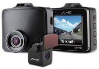 Mio MiVue C380D  видеорегистратор 2 камеры