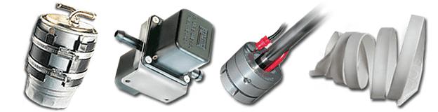 Подогреватели дизельного топлива НОМАКОН: бандажный для фильтра, проточный, насадка на топливозаборник и ленточный.