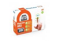StarLine A93 GSM автомобильная сигнализация