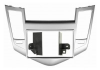 Переходная рамка Intro RCV-N08S Chevrolet Cruze (09-12) silver 2-din