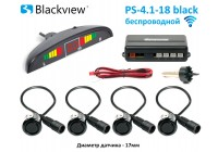 Blackview PS-4.1-18 Wireless black парктроник