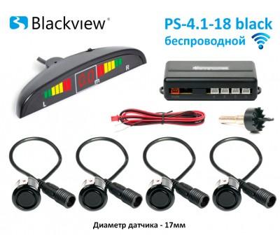 Blackview PS-4.1-18 Wireless black парктроник