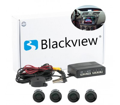 Blackview VPS-4 BLACK парктроник