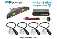 Blackview PS-4.1-18 Wireless silver парктроник