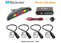 Blackview PS-4.1-18 silver парктроник
